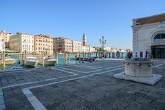Foundations of the health venice veneto italy europe Stock Images