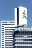 Headquarters of TÜV Rheinland in Cologne, Germany. Founded in 1872, TÜV Rheinland is one of the world's leading testing service providers Stock Photo