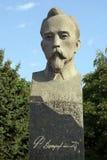 Founder of KGB. Felix Dzershynsky - the founder of KGB, Krasnodar, south Russia Stock Images
