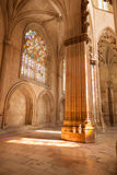 Founder's Chapel of Batalha monastery Royalty Free Stock Photo