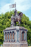 Founders of City Monument, Vladimir Royalty Free Stock Image