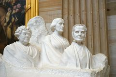 Founding Mothers - Suffrage leaders Royalty Free Stock Photos