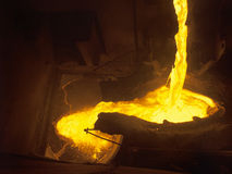 Foundry Stock Image
