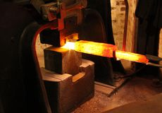 Foundry Forge. Stock Image