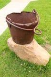 Foundry pot Royalty Free Stock Image
