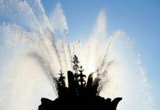 Fountain Royalty Free Stock Photo