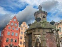 Fountain. Stock Photography