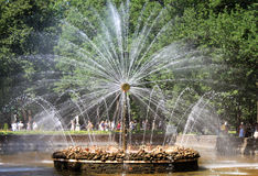 Fountain, Royalty Free Stock Photography