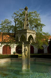 The fountain. Royalty Free Stock Photos