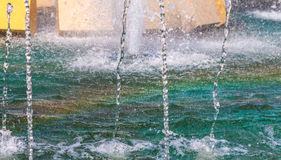 Fountain. Stock Image