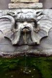 Fountain. Artistic fountain in Verona, Italy stock photos