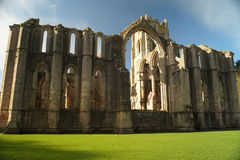 Fountain Abbey Royalty Free Stock Images