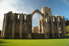 Fountain Abbey Stock Image