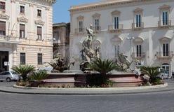 Fountain of Artemis Royalty Free Stock Photos