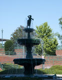 Fountain in Augusta Royalty Free Stock Images