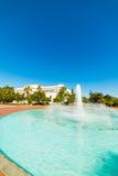 Fountain in Balboa park. San Diego Stock Photos
