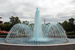 A fountain Stock Photography
