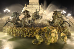 Fountain bordeaux Stock Photos