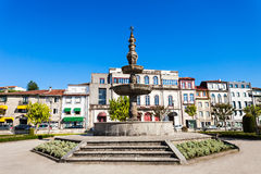 Fountain in Braga Royalty Free Stock Photos