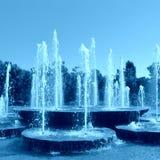 Fountain in Bucharest - Bucuresti Stock Photography