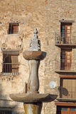Fountain, Cantavieja Spain Royalty Free Stock Photography