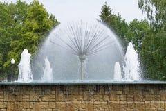Fountain City Stock Photo