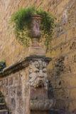Street fountain in Palma de Mallorca, Spain. Stock Images