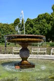 Fountain in Court Garden (Hofgarten) in Munich, Germany Stock Images