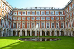 Fountain Court Royalty Free Stock Photography