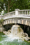 Fountain of Darcy park in Dijon Stock Photography