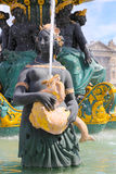 Fountain de la Concorde Stock Image