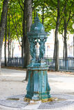 Fountain de la Concorde - Paris Royalty Free Stock Photography