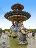 Fountain des Fleuves Royalty Free Stock Image