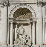 Fountain di Trevi Stock Photos