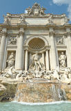 Fountain di Trevi Royalty Free Stock Photos