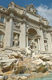 Fountain di Trevi Stock Photography