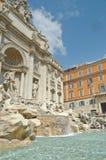 Fountain di Trevi Royalty Free Stock Photo