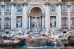 Fountain di Trevi Image stock