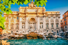 Fountain di Trevi Photographie stock libre de droits
