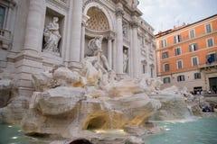 Fountain di Trevi, Roma, fotos de archivo