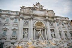 Fountain di Trevi, Roma, fotos de archivo libres de regalías