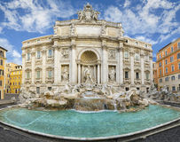 Fountain di Trevi, Rome Royalty Free Stock Photography