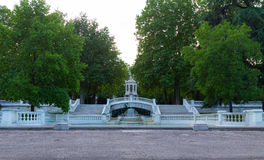 Fountain in Dijon Royalty Free Stock Photography
