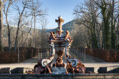 Fountain of the Dragons Stock Image