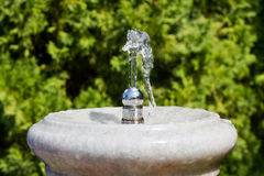 Fountain of drinking water Royalty Free Stock Photography
