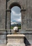 Fountain of the Duchess of Aosta - Naples - Italy Stock Photo