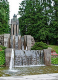 Fountain by Emil Wikstrom Royalty Free Stock Photography