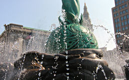 Fountain of Eternal Life, Cleveland, Ohio Royalty Free Stock Photo
