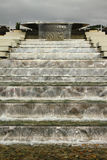 Fountain with falls. Olympic Park, Sochi, Russia Stock Photography