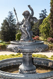 Fountain in Garden Santiago do Chile Stock Photography